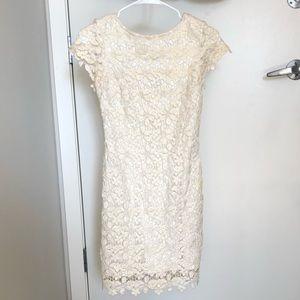 Caché Lace Dress
